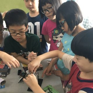 Kids microbit enjoy