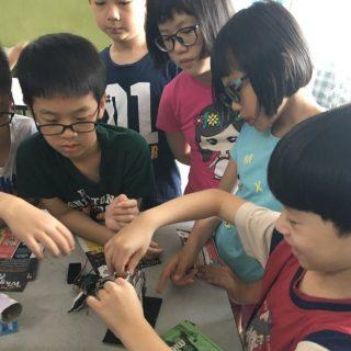 Kids microbit enjoy