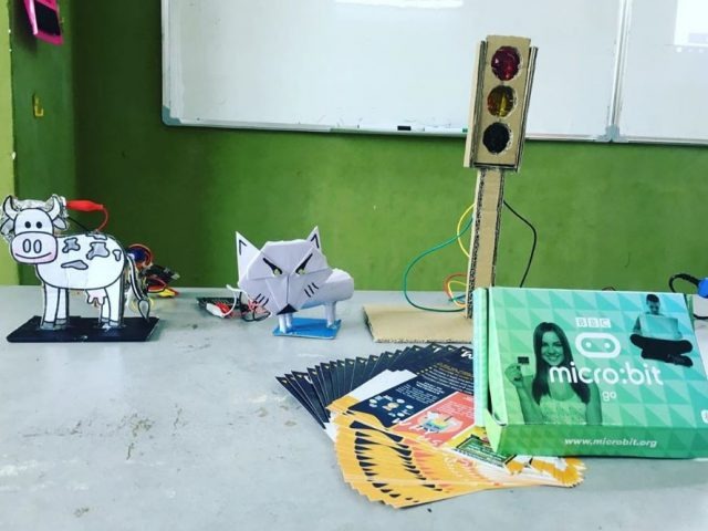 Microbit projects